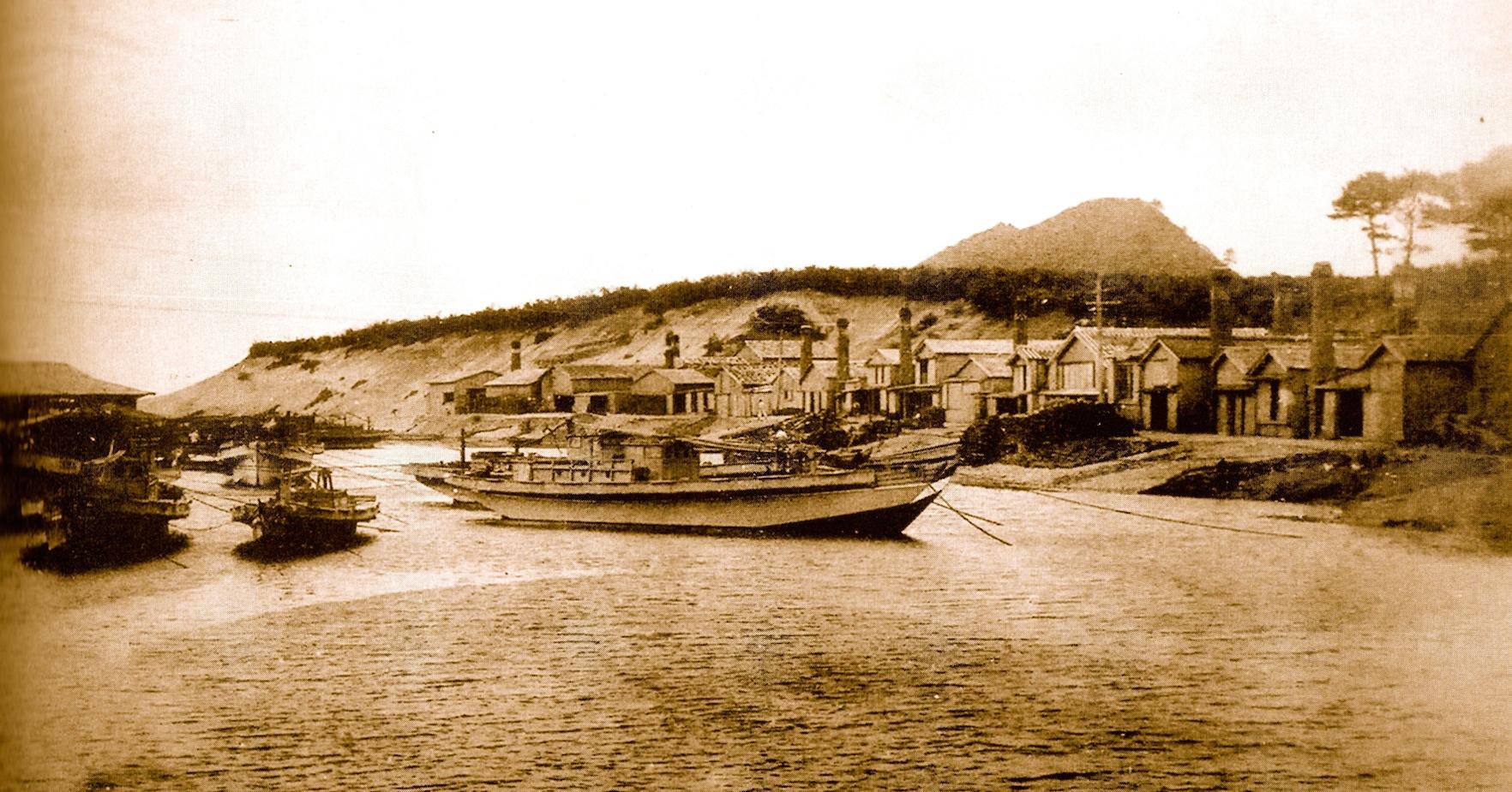 旧上屋久村鯖節製造所